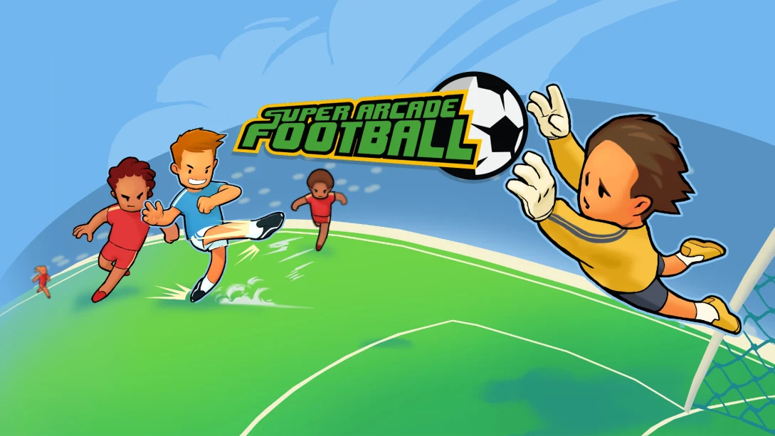 Game completion 2021 #36 – Super Arcade Football