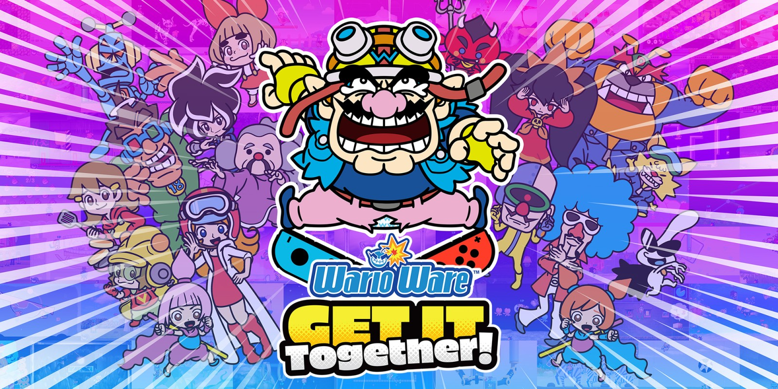 Game completion 2021 #35 – WarioWare: Get It Together!