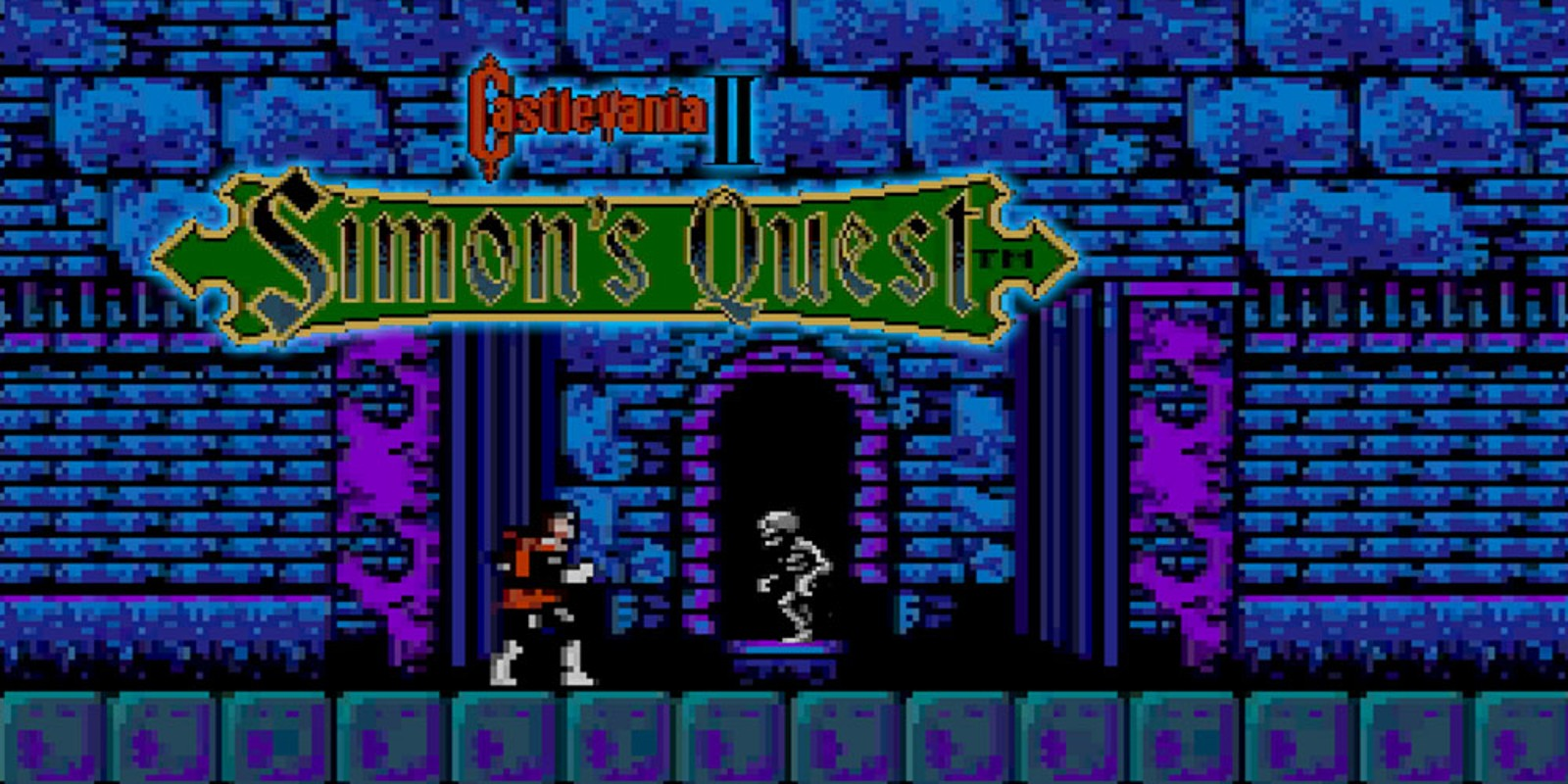 Game completion 2021 #38 – Castlevania II: Simon's Quest