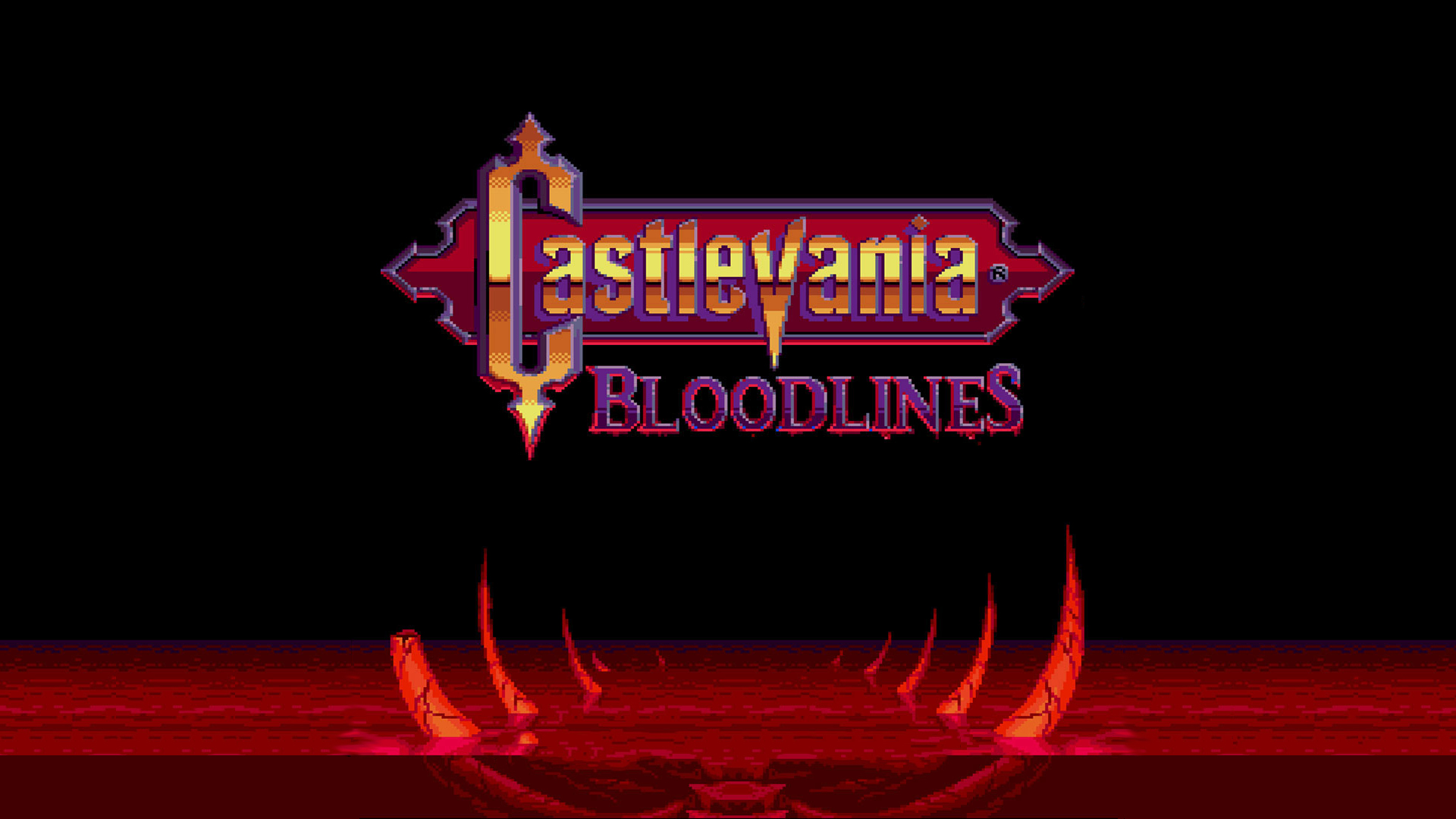 Game completion 2021 #43 – Castlevania: Bloodlines (The New Generation)