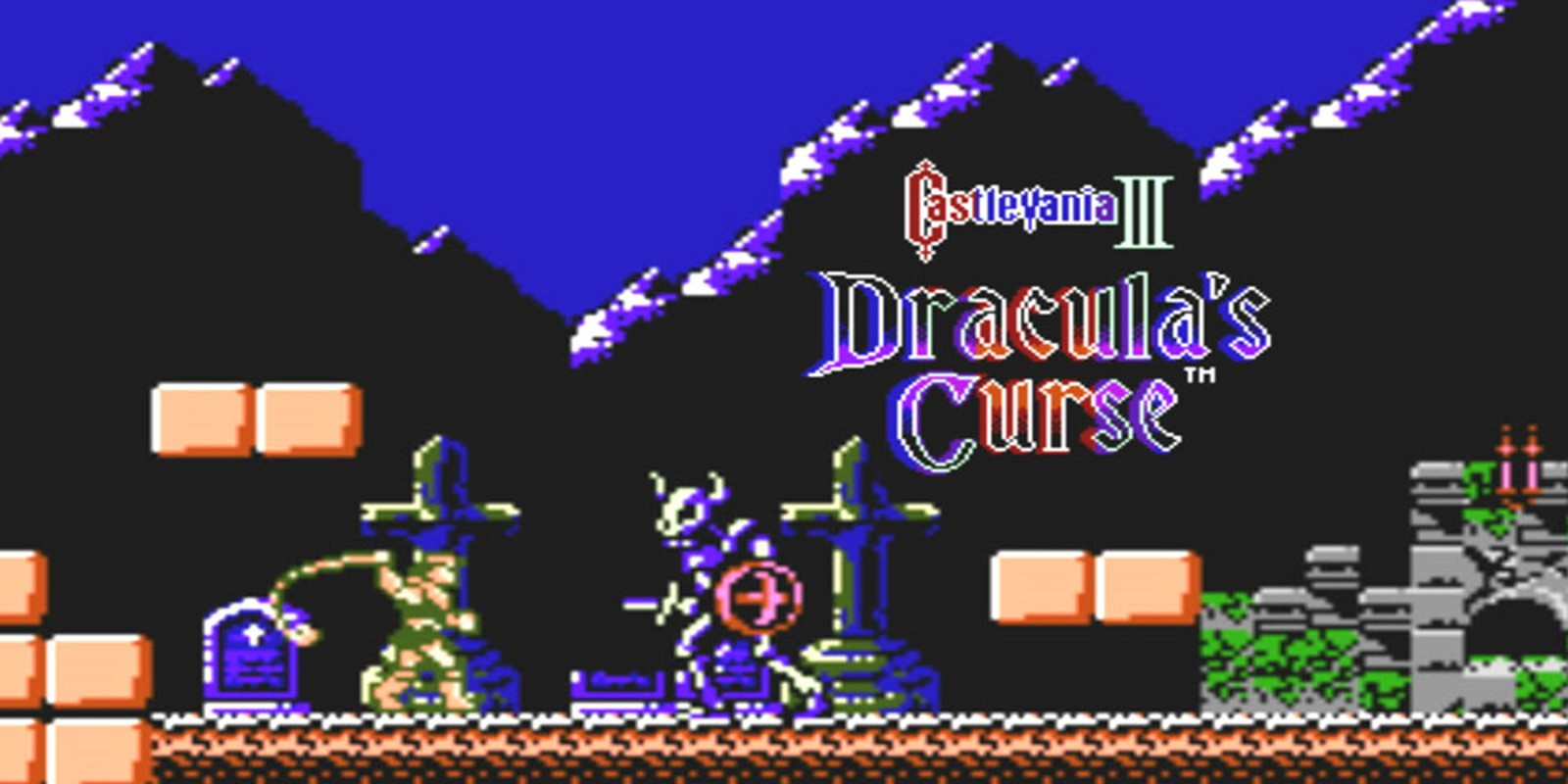 Game completion 2021 #39 – Castlevania III: Dracula's Curse