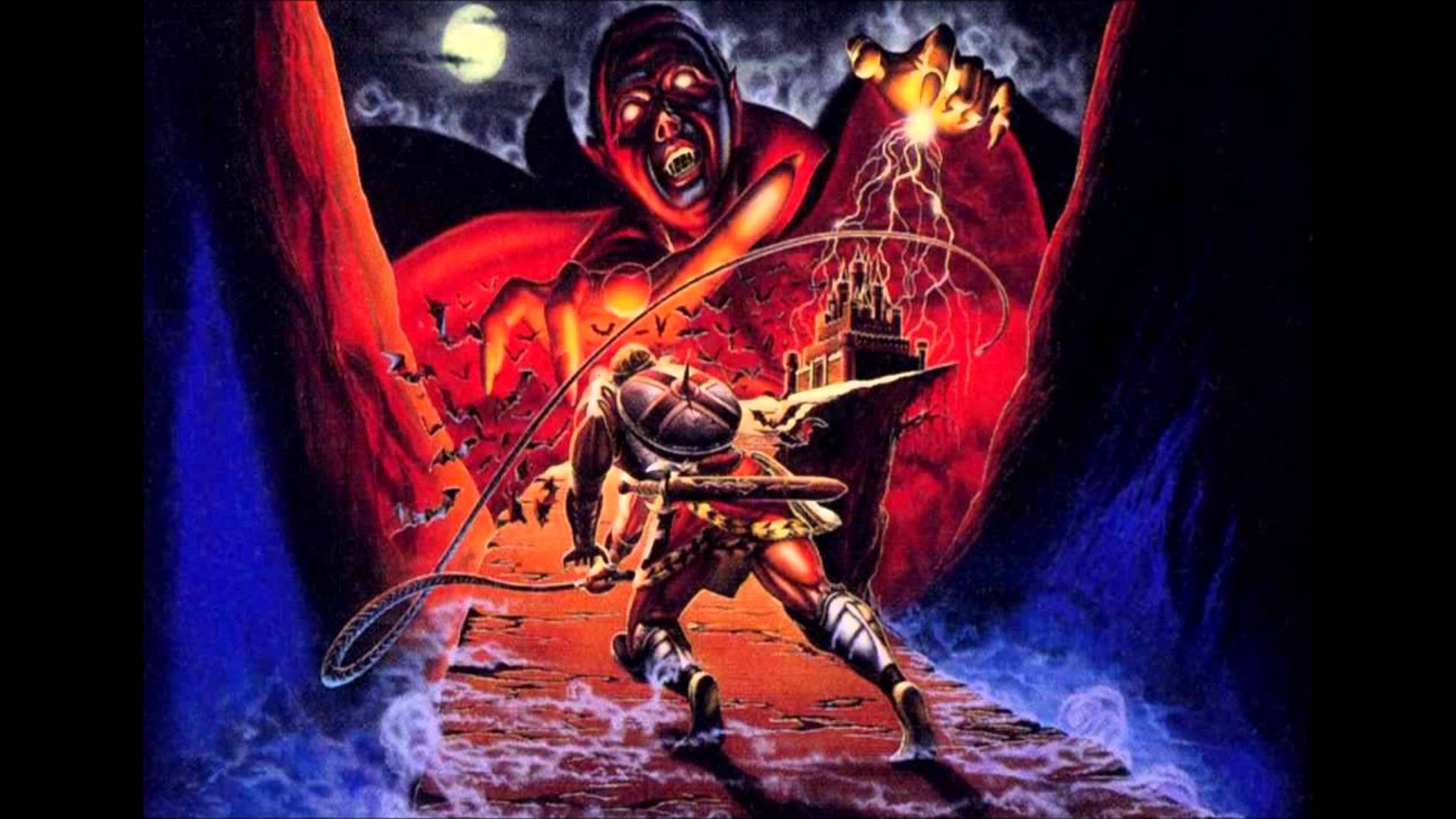 Game completion 2021 #41 – Castlevania: The Adventure